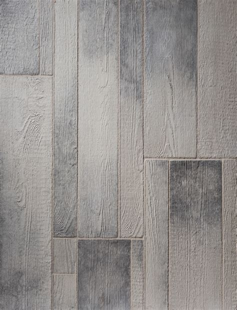Ceramic Wall Tile Murals roman concrete wood cladding rustic elegance handcrafted