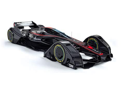 design for x concept mclaren mp4 x concept car body design