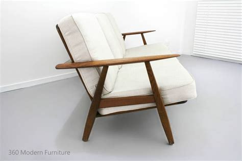 mid century recliner ebay mid century lounge sofa 3 seater retro vintage fler