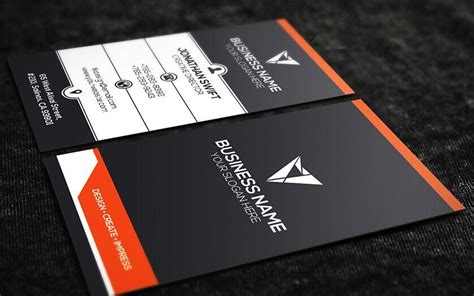 make a business card free 100 best business card mock ups for free 365