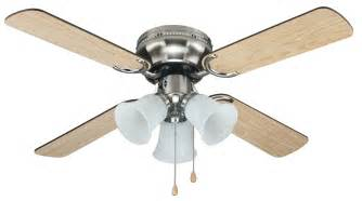 Ceiling Fan Cool Eb52038 42in Brushed Nickel Ceiling Fan