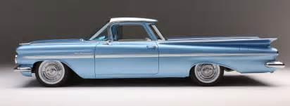 Chevrolet El Camino 1959 El Camino Is It A Custom Truck Or Custom Car