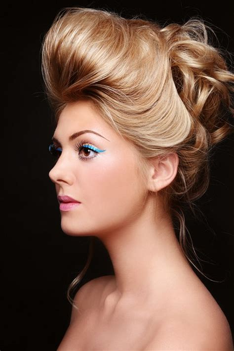 puff hairstyle puff hairstyles page 5