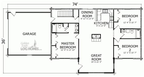 log cabin ranch floor plans ranch cabin plans ranch
