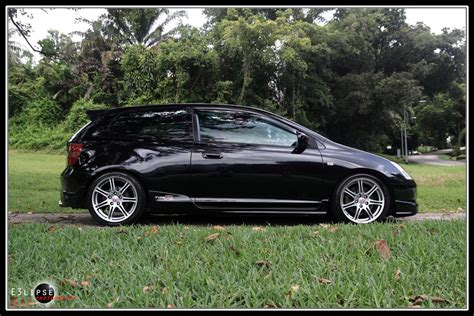 Honda Civic Chassis by 2004 Honda Civic Type R Ep3 Chassis