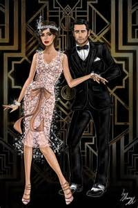 Stepping into the great gatsby