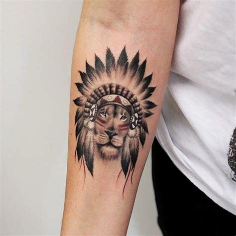 tattoos imagenes leones colecci 243 n con 73 tatuajes de leones valientes