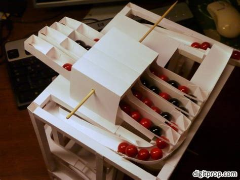 Papercraft Machine - multiplication machine po archives