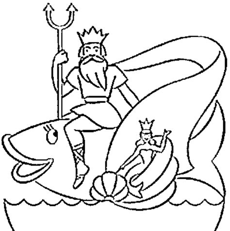 Coloring Pages For Kids To Print Last Additions Poseidon Poseidon Coloring Pages