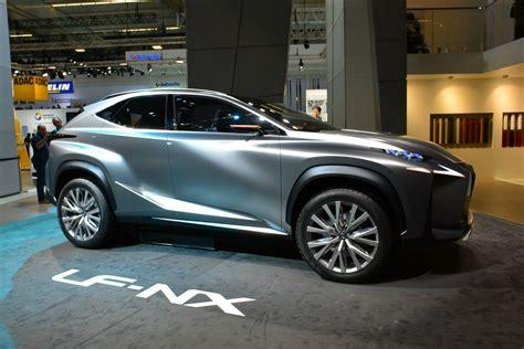 lexus lf nx lexus cars news lf nx concept