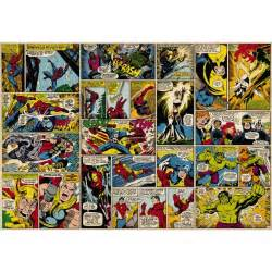 marvel heroes kids wallpaper great kidsbedrooms the children comics wall mural pop art pinterest nerd room girls and murals