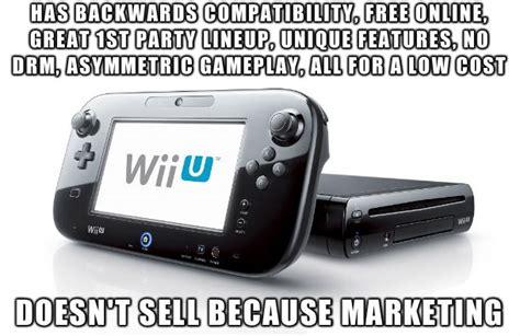 Wii U Meme - bad luck wii u meme weknowmemes
