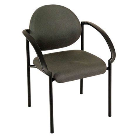 Fabric Chairs With Arms Fabric Side Guest Chair W Arms Officechairs