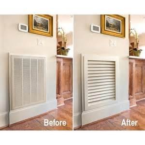 return air vent cover grille worth home premier luxury return air grille primed