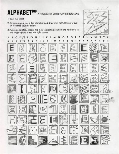 Loan Letters Crossword 100 formas distintas de escribir una letra 161 may 250 sculas y min 250 sculas proyectos que intentar