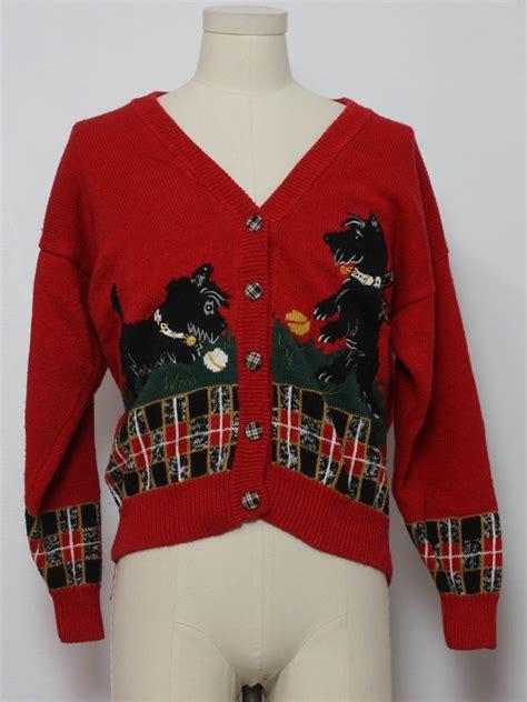Galli Sweater womens gonnit cardigan sweater retro