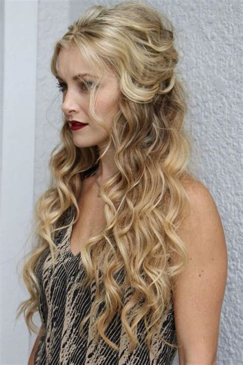 hairstyles up down 68 elegant half up half down hairstyles that you will love