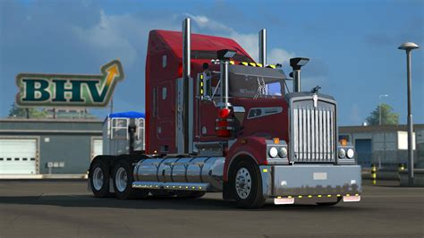 kenworth truck patch kenworth t908 1 22 truck truck simulator 2 mods