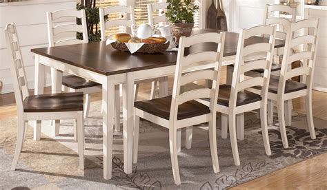 whitesburg dining room extension table by ashley furniture