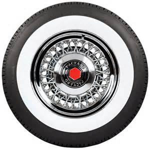 American Classic Truck Wheels Packard Whitewall Tires And Wire Wheels