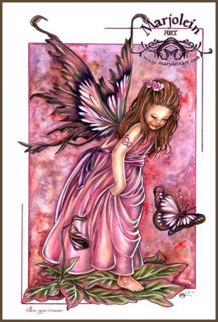 fairy magyk ecards marjolein gulinski follow color