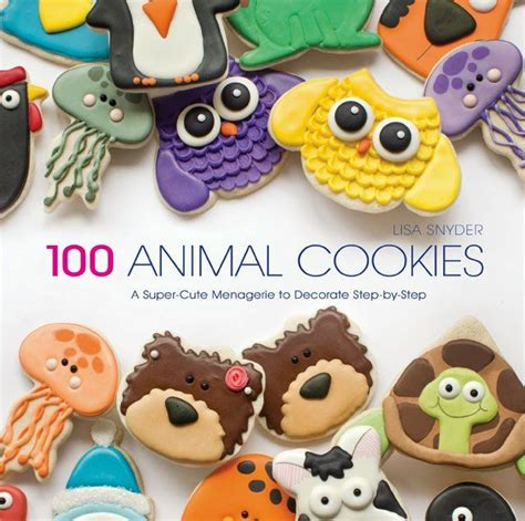 1000 images about animal cookies on royal