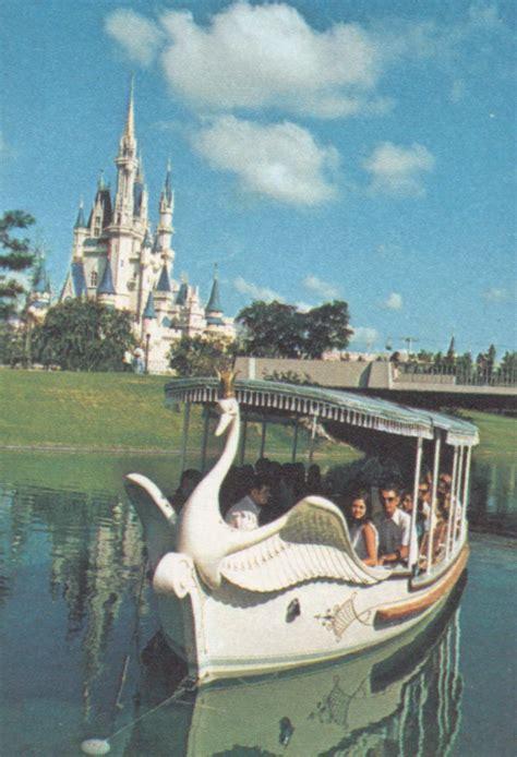 swan boats at disney world disney avenue the history of the walt disney world swan boats