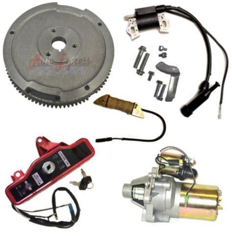 honda gx340 starter wiring diagram single phase wiring