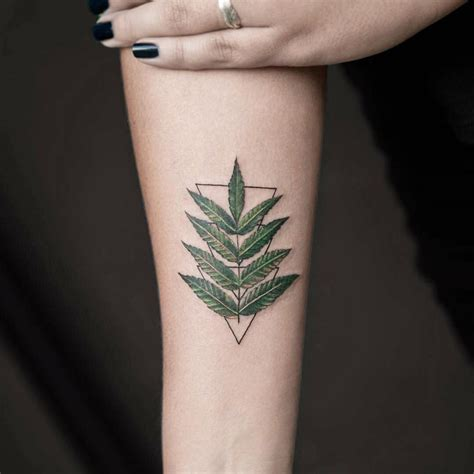 leaf tattoo design 40 unforgettable leaf tattoos amazing ideas