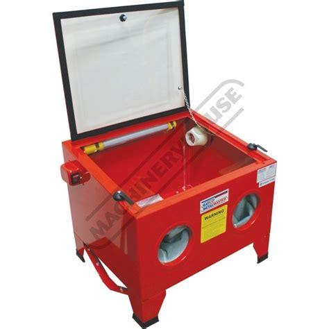S288 Sb 100 Sandblasting Cabinet Machineryhouse Com Au Sandblast Cabinets For Sale