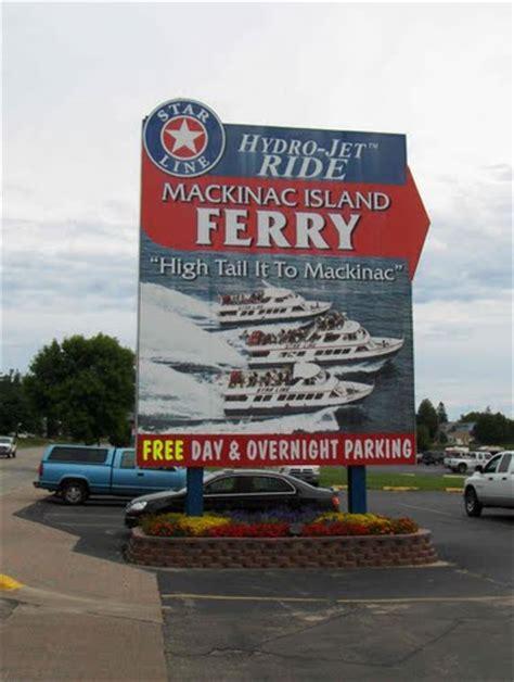 Mystery On Mackinac Island st ignace peninsula michigan around guides
