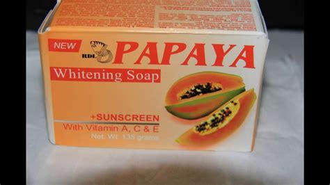 Sabun Pepaya sabun pepaya asli 100 original