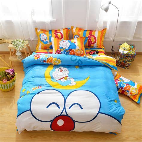 Set Bed Cover Doraemon Murah 1 doraemon bed sheets reviews shopping doraemon bed