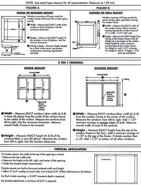 drapery measurement worksheet measuring for faux wood blinds blindsonline com inc
