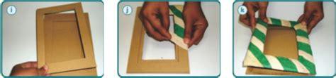 cara membuat kerajinan tangan bingkai foto dari sedotan kerajinan tangan membuat undangan dari limbah kulit jagung