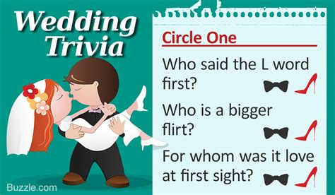 Wedding Trivia by 8 Cool And Filled Trivia To Play At A Wedding