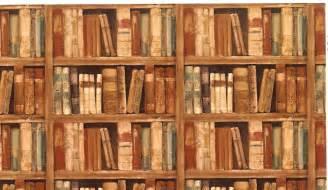 Bookshelf Dollhouse Desktop Wallpaper Library Theme Wallpapersafari