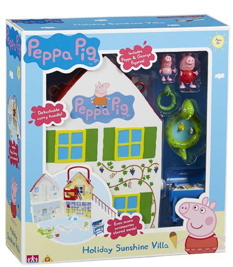 la casa de peppa pig juguetes nuevos juguetes de peppa pig de bandai para estas