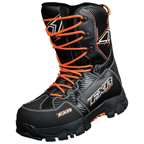 s fxr x cross snowmobile boots 590351 snowmobile
