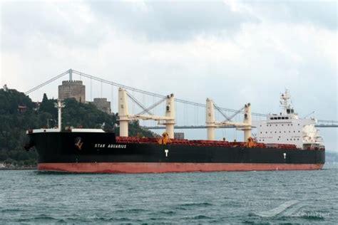aquarius bateau carte star aquarius bulk carrier d 233 tails du bateau et