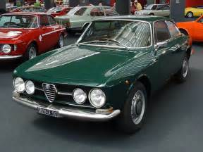 Alfa Romeo 2000 Gt Veloce Bertone Alfa Romeo 2000 Gt Veloce Coupe Alfa Romeo 2000