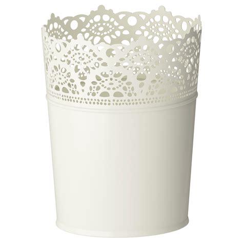 ikea plant pots skurar plant pot in outdoor off white 10 5 cm ikea