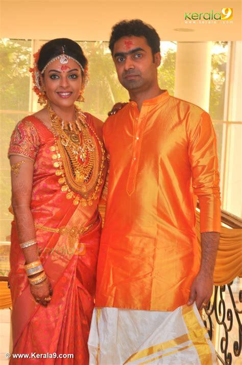 malayalam actress and actor marriage photos malayalam actress radhika wedding photos 0932 03351