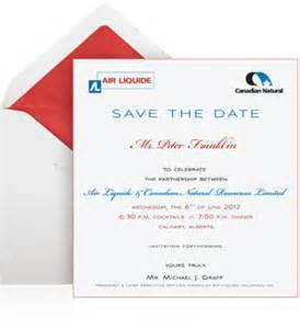 free save the date email template corporate invitation exles eventkingdom