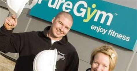 pure gym  open  branch  warrington manchester