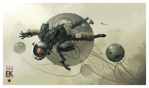 concept design vs illustration the stunning artwork of derek stenning derek stenning
