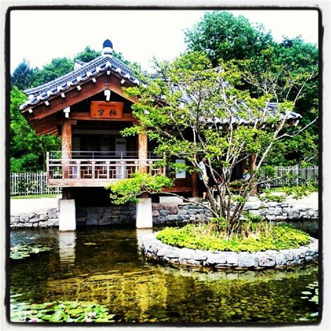 Korean Garden by 17 Best Images About Pond Creek Waterfall Bridge