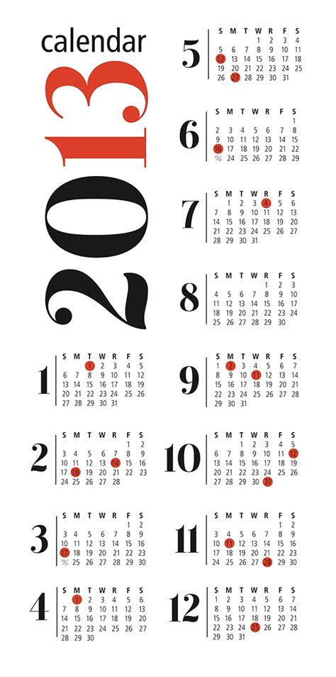 calendar design behance calendar designs on behance