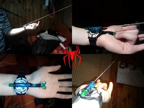 How To Make A Web Shooter Out Of Paper - prototype web shooter by doriang26 on deviantart