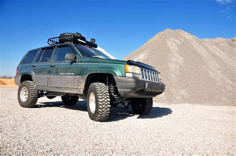 Lift Kit For 98 Jeep Grand 4in Arm Suspension Lift Kit For 93 98 Jeep Zj Grand
